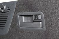 Спинки сидений складываются при помощи рычагов на стенках багажника