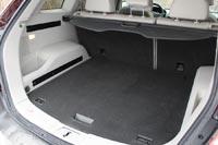 Объем багажника всего 420 л