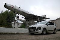 СУ-9 в поселке Красная Горбатка Владимирской области и Peugeot 3008