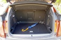Багажник просторный – 591 л