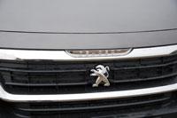 Облицовка радиатора выполнена в стиле флагманской модели Peugeot 508