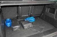 Даже в пятиместной конфигурации багажник больше, чем у любого компактного кроссовера