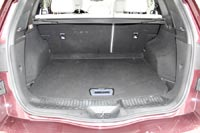 В стандарте багажник имеет около 500 литров объема...