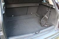Багажник вместительный