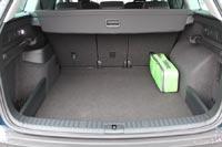 В пятиместной версии Kodiaq огромный багажник
