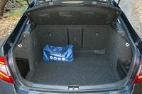 Просторный багажник объемом 568 л