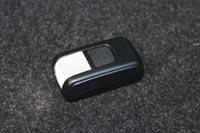 В багажнике съемный аккумуляторный фонарик