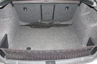 Объем багажника 550 л