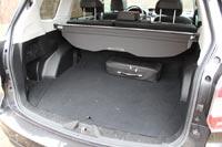 Объем багажника 505 л