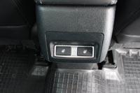 В распоряжении задних пассажиров только подогрев сидений
