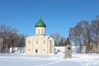 Спасо-Преображенский собор XII века
