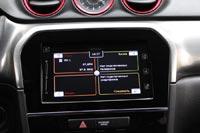 Мультимедийная система с сенсорным экраном наоборот самая современная, графика и быстродействие хорошее и экран яркий и большой