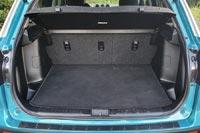 Багажник с двойным дном практичен