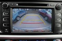 Камера заднего вида помогает на парковке