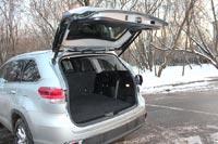 Дверь багажника с электроприводом