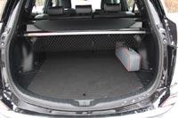 Уже в стандарте багажный отсек имеет 577 литров объема