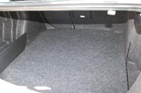 Объем багажника – целых 510 литров