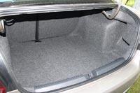 Объем багажника 460 л