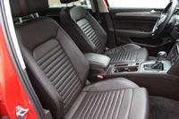 В тестовом автомобиле установлены роскошные кресла из кожи Nappa с вентиляцией и массажем
