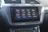 В 2018 году топовая версия Volkswagen Tiguan получила новую мультимедийную систему