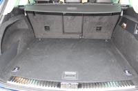 Объем багажника 580 л