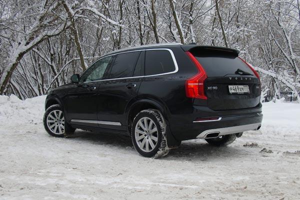 Именно начиная с нового Volvo XC90, стали говорить о скандинавской школе дизайна