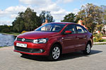 Народный седан (Volkswagen Polo Sedan)