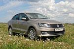 Polo с российским сердцем (Volkswagen Polo Sedan)