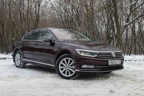 """За дизайн нового Volkswagen Passat можно смело поставить твердую """"пятерку"""""""