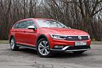 Герой второго плана (Volkswagen Passat Alltrack)