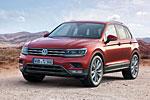 Акселерация по-немецки (Volkswagen Tiguan)